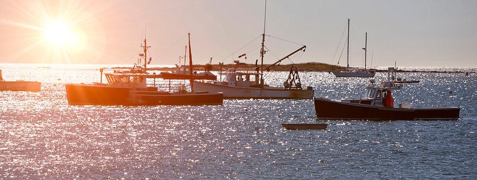 Lobster Boats Sunrise.jpg