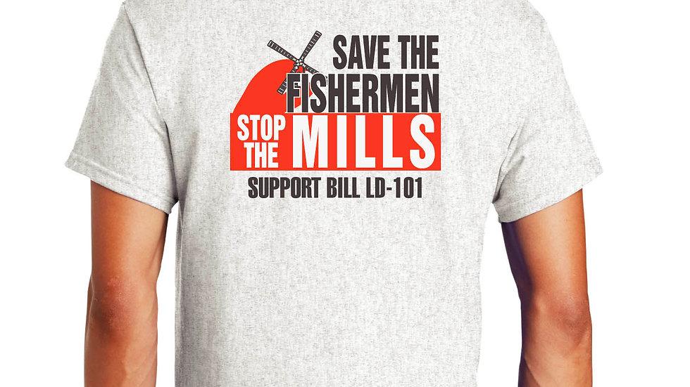 Support LD-101 SaveMaineFishermen