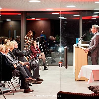 Réception Alain Zenner