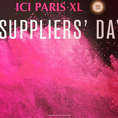 ICI PARIS XL Suppliers' Day