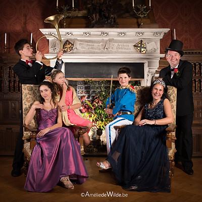 Soirée au château de Vinalmont