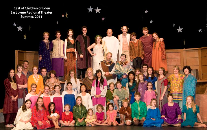 Children of Eden 2011