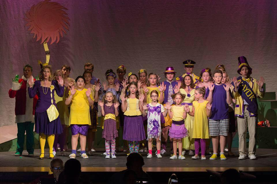 Seussical 2015