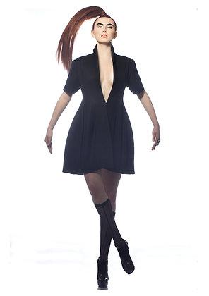 CASHMERE COAT DRESS