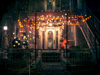Halloween på B20 Brewpub