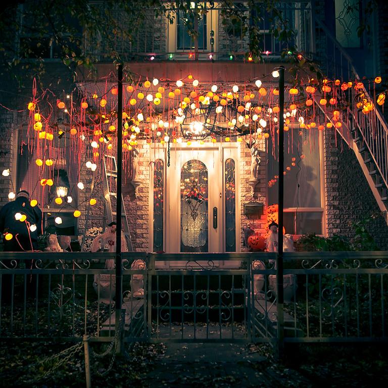 The Beacon Halloween Party
