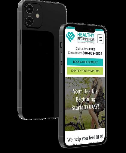 Digital Website Marketing Health Care