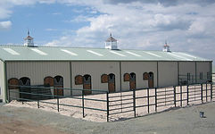 dutch doors for horse stalls