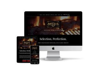 Website Design for Restaurant Tapas Bar
