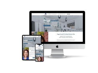 Website Design for Real Estate Agent