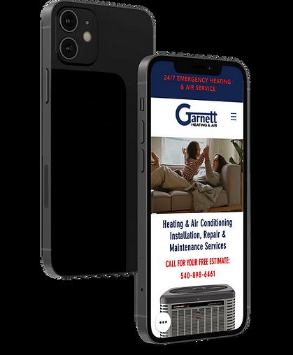 Digital Website Marketing HVAC