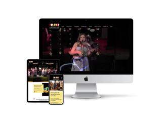 Website Design for Cultural Organization
