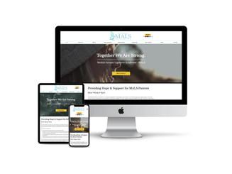 Website Design for Health Non-Profit
