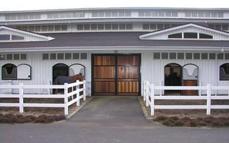 Devonwood Farm, Oregon | Horse Stalls USA