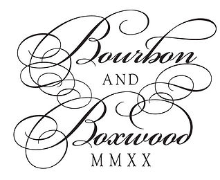 Bourbon & Boxwood 2020