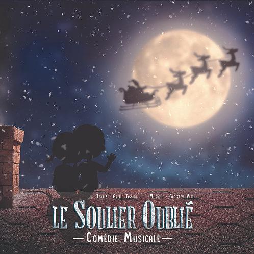 """Album """"Le Soulier Oublié"""""""