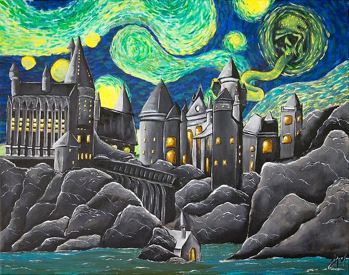 Van Potter - Greeting Card