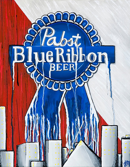 PBR - Greeting Card
