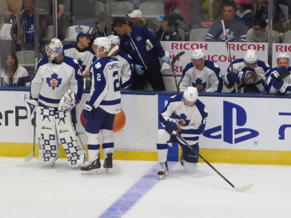 Toronto Marlies (Volunteer Reward) 10