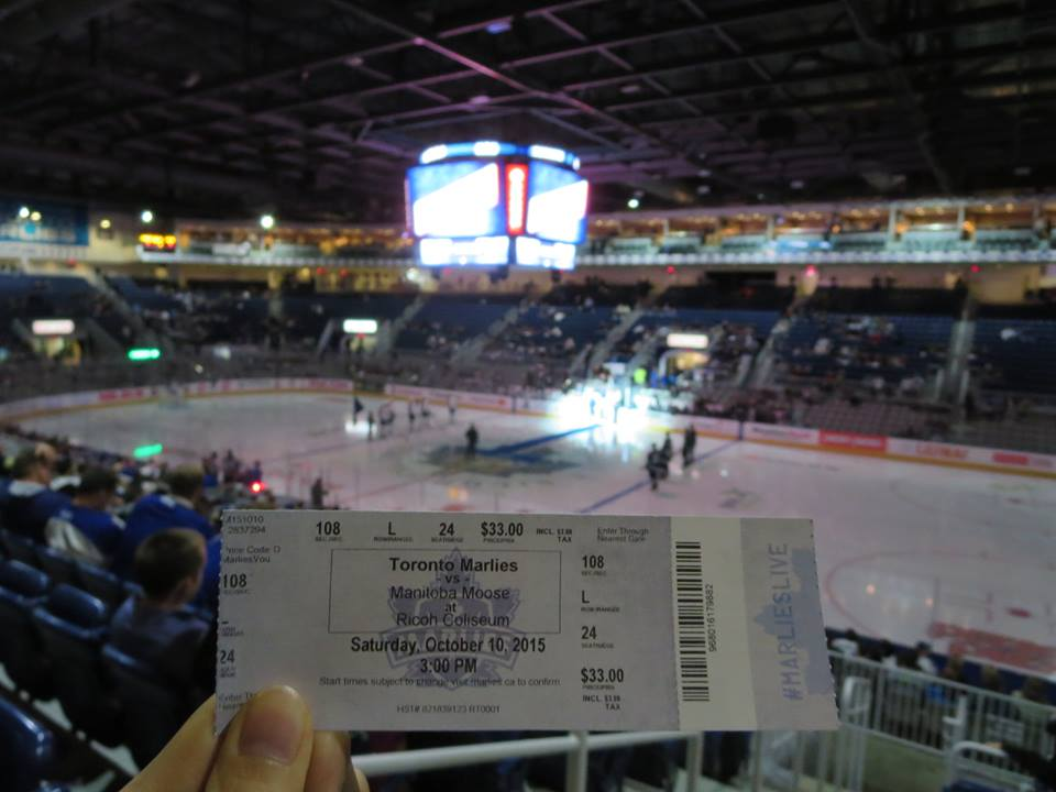 Toronto Marlies (Volunteer Reward) 6