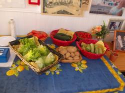 l'angolo della verdura
