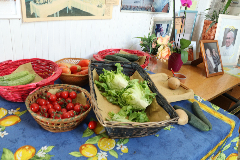 angolo della verdura