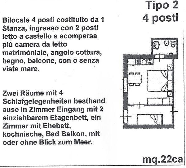 appartamento bilo tipo 2
