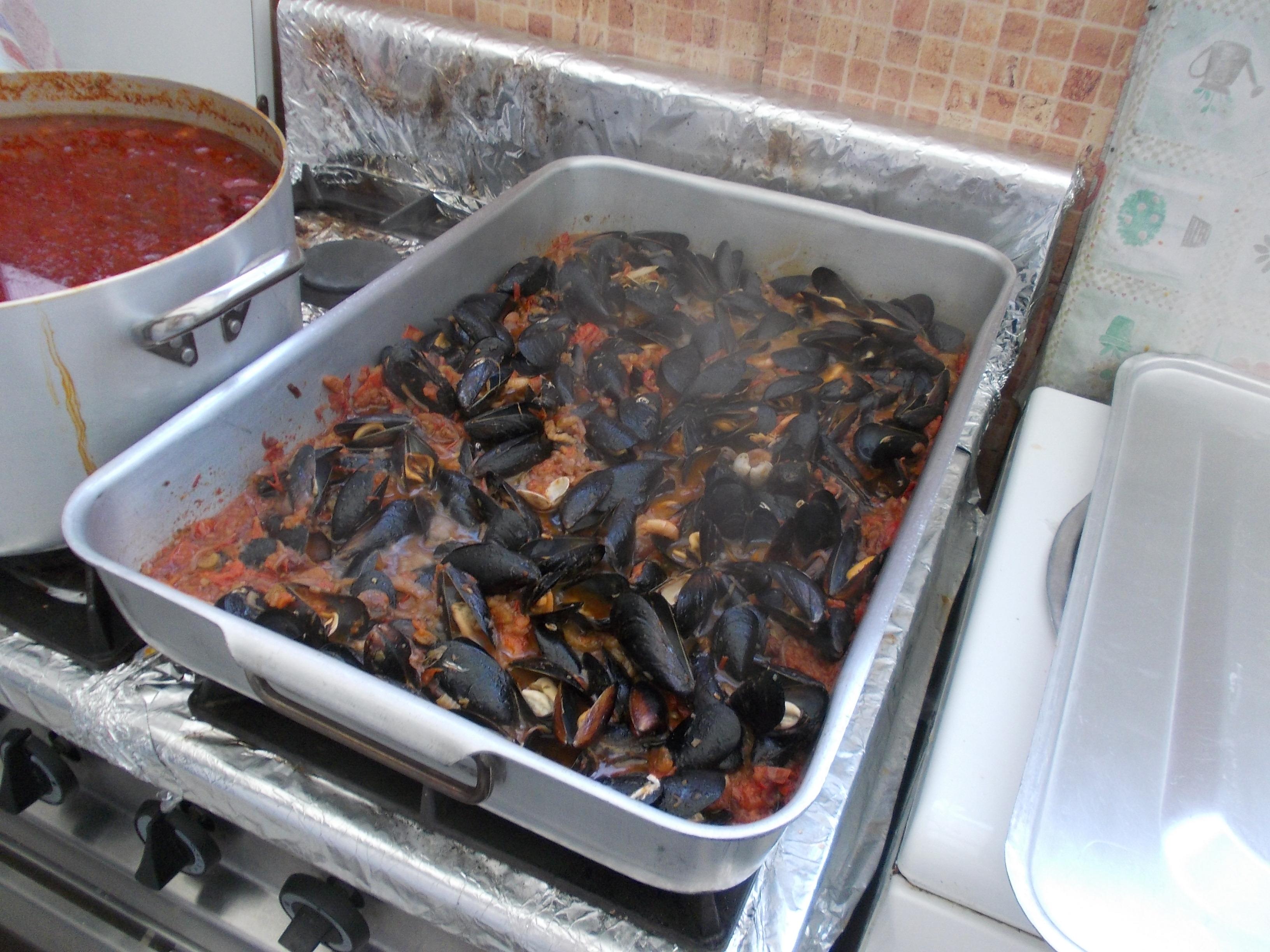 sugo di pesce del Marinella