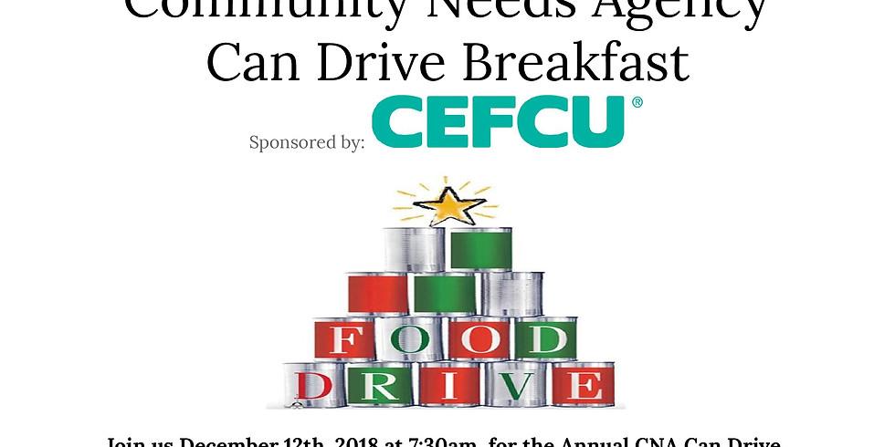 Community Needs Agency Breakfast