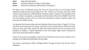 Eagle Day Press Release