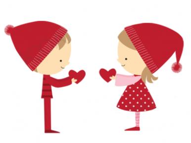 Fondue + Valentines!