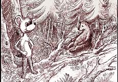 2. DUOTONE Smidgen Sees the Bear SCREENS