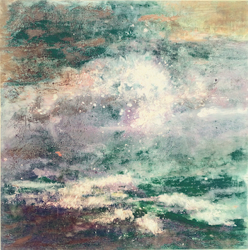 SEA PAINTING small