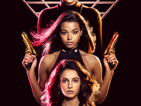 First Charlie's Angels Trailer!