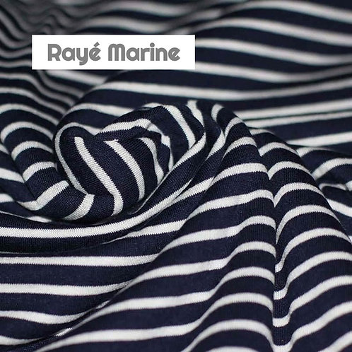 Stomie Patch - Rayé Marine