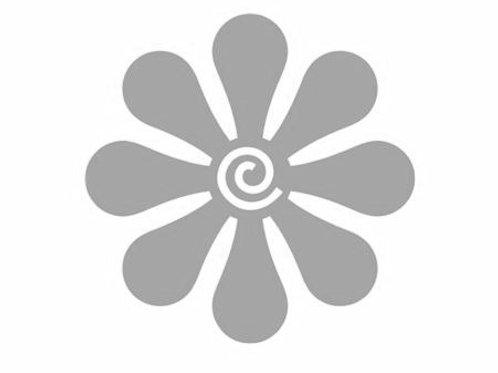 Fleur spirale