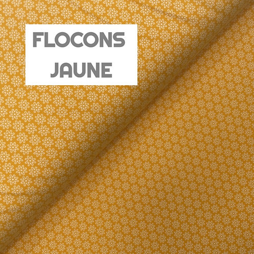 Stomie Patch - FLOCONS JAUNE