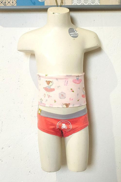 Stomie-ceinture - BALLERINE ROSE