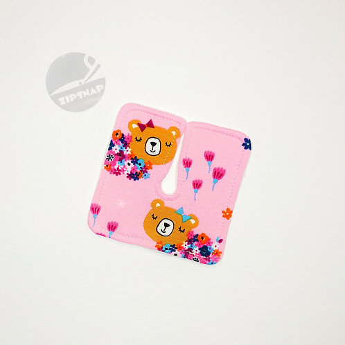 Tracheo-patch - OURS FLEURS
