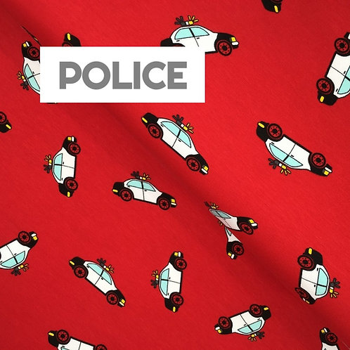 Stomie Patch - POLICE
