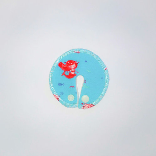 Stomie Patch - Sirène Turquoise
