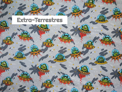 Stomie Patch - Extra-terrestres
