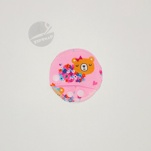 Stomie Patch - OURS FLEURS