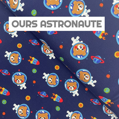 Stomie Patch - OURS ASTRONAUTE