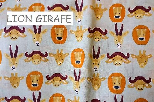 Stomie Patch - Lion Girafe