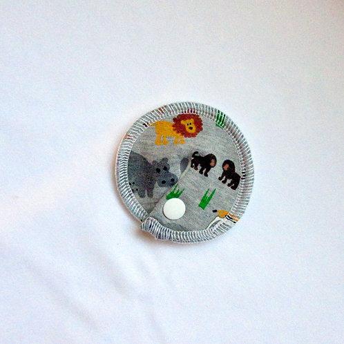 Stomie Patch Jersey- GRIS SAVANE (prix à l'unité)
