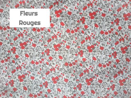 Stomie Patch - Fleurs Rouges