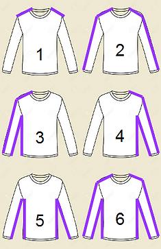 Types de fermetures pour vêtements adaptés au handicap