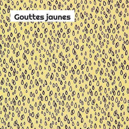 Stomie Patch - Gouttes Jaunes