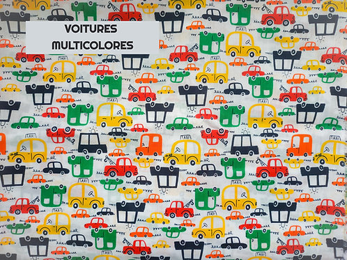 Stomie Patch - Voitures Multicolores